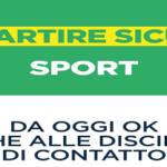 Sport: nel Lazio ripartono discipline di contatto.