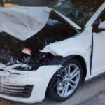 Latina, sperona un'auto sulla Pontina: automobilista preso.