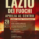 Lazio dei Fuochi: oggi il convengo ad Aprilia sul caso LOAS.
