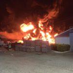 Incendio deposito gomme Ardea, Arpa Lazio pubblica i risultati delle analisi.