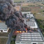 """Incendio Loas, Grillini Apriliani: """"Dov'è l'ordinanza del Sindaco Terra?""""."""