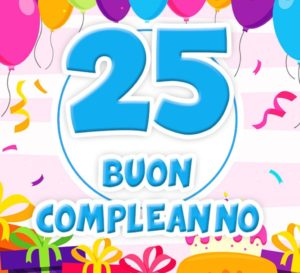 Famoso Buon compleanno al BABY CLUB! TJ71