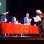 L'apriliano Ignazio Colagrossi ha ricevuto un Riconoscimento dall'Accademia internazionale d'Arte moderna.