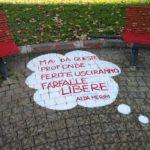 Giornata contro la violenza sulle donne, l'omaggio dell'Anpi Aprilia.