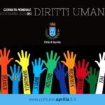 Giornata internazionale per i Diritti Umani: anche Aprilia onora la giornata.