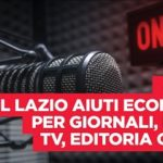Editoria: Piano Ristori per Giornali, Radio, TV ed Editoria Online.