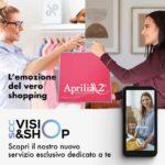 """Aprilia 2 mette a disposizione dei clienti il servizio """"Visio&Shop""""."""