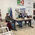 PD Aprilia: la conferenza stampa di fine anno del nuovo Direttivo.