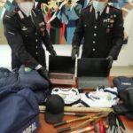 Aprilia: arrestati gli autori del furto presso la Scuola Vallelata di Aprilia.