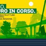 """Infrastrutture: presentato """"Lazio, Futuro in corso"""". 11 miliardi per ferrovie ed altre opere."""