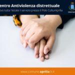 """Un'estate senza sosta per il Centro Antiviolenza di Aprilia """"Donne al Centro""""."""