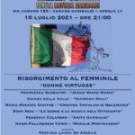 Donne del Risorgimento: bicentenario della nascita di Anita Garibaldi.