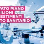 Sanità, Lazio: approvato investimento sanitario di 70 mln.