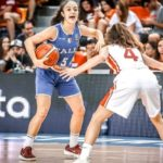 Virtus Basket Aprilia: Giorgia Bovenzi vola ai Mondiali U19.