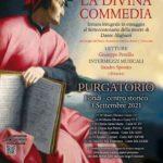 Venerdì 3 settembre nel centro storico di Fondi lettura integrale e itinerante della Divina Commedia.
