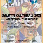 Salotti Culturali 2021: nella seconda giornata spazio alle arti figurative.