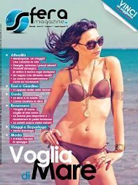 sfera magazine Luglio 2010