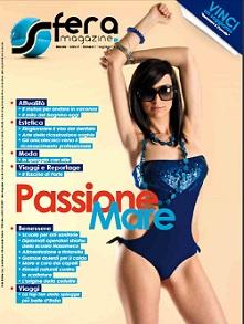 sfera magazine Luglio 2011