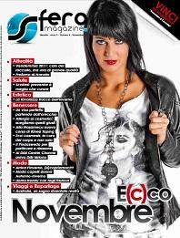 sfera magazine Novembre 2011