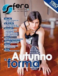 sfera magazine Ottobre 2010
